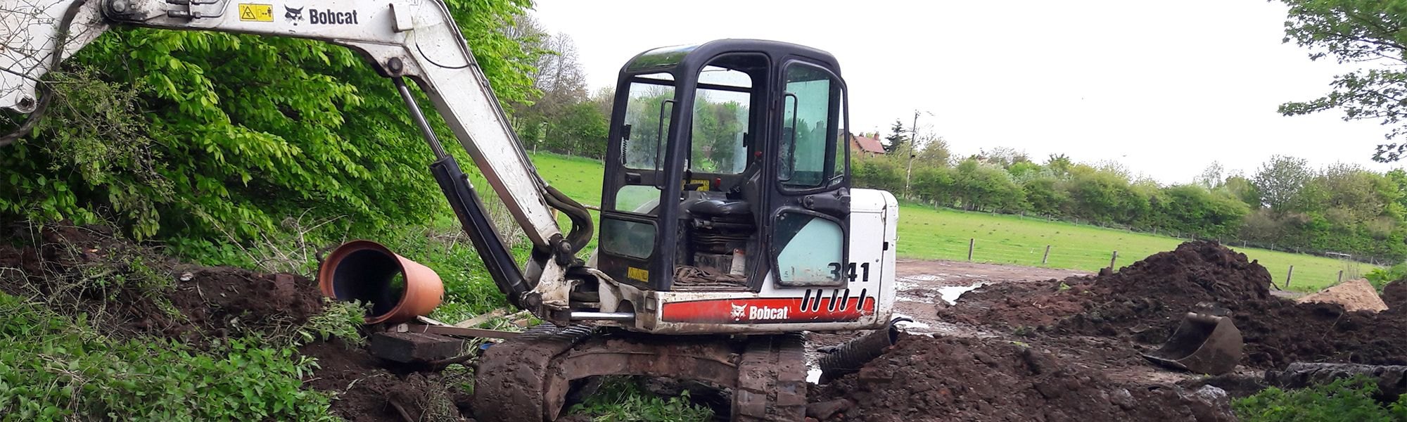 Digger & Lorry Hire